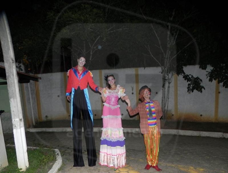 Atrações Circenses para Eventos em Sp na Vila Sônia - Artistas Circenses para Eventos