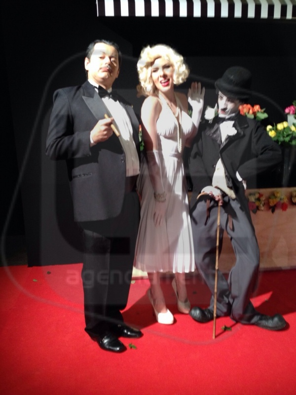 Contratar Estatuas Vivas para Eventos no Alto de Pinheiros - Artistas Circenses para Eventos