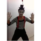 contratar apresentação circense em eventos em Higienópolis