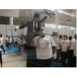contratar atrações de circo para festa na Vila Monte Alegre