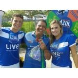 orçamento de promotores para eventos Vila do Cruzeiro